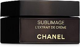 Духи, Парфюмерия, косметика Крем-экстракт для регенерации и восстановления кожи - Chanel Sublimage L`Extrait De Creme (тестер)