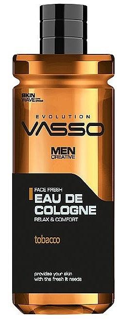 Одеколон после бритья - Vasso Professional Men Creative Eau De Cologne Tobacco