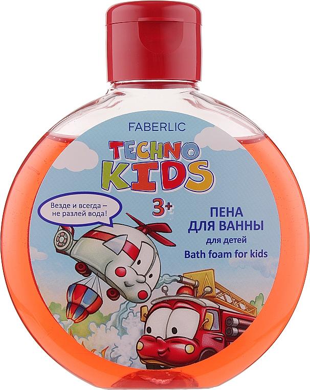 Пена для ванны для детей - Faberlic Techno Kids