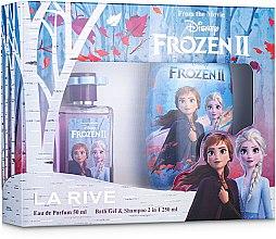 Духи, Парфюмерия, косметика La Rive Frozen - Детский подарочный набор (edp/50ml + sh/gel/250ml)