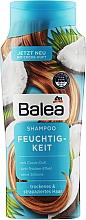 Духи, Парфюмерия, косметика Увлажняющий шампунь для волос с кокосом - Balea Shampoo Feuchtigkeit