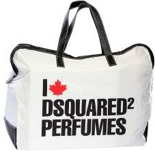 Духи, Парфюмерия, косметика Дорожная сумка - DSQUARED2 Perfumes Maple Travel Bag