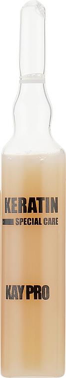 Лосьон с кератином в ампулах - KayPro Special Care Keratin