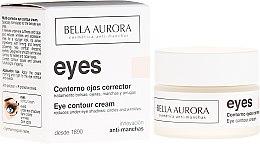 Духи, Парфюмерия, косметика Крем для области вокруг глаз - Bella Aurora Eye Contour Cream