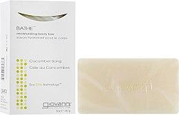 "Духи, Парфюмерия, косметика Мыло для ванны ""Огурец"" - Giovanni Bathe Cucumber Song Body Bar"