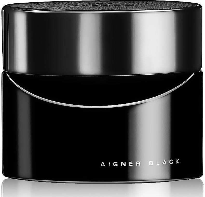 Aigner Black Man - Туалетная вода