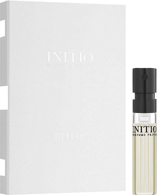 Initio Parfums Prives Rehab - Парфюмированная вода (пробник)