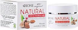 Духи, Парфюмерия, косметика Питательный крем для лица - Bione Cosmetics Almond Original Natural Bio Nourishing Cream