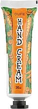 """Духи, Парфюмерия, косметика Крем для рук """"Морковь"""" - O.life Carrot Hand Cream"""