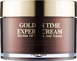 Духи, Парфюмерия, косметика Антивозрастной крем с золотом - Ronas Golden Time Expert Cream