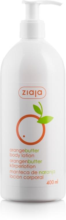 """Лосьон для тела """"Апельсиновое масло"""" - Ziaja Orange Butter Body Lotion"""