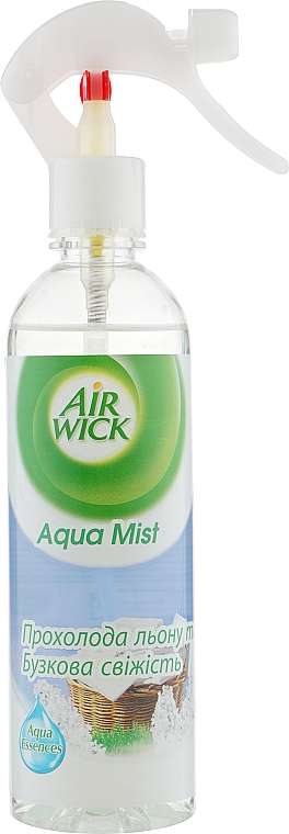 """Освежитель воздуха """"Прохлада льна и Свежесть сирени"""" - Air Wick Aqua Mist"""