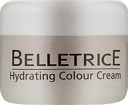 Духи, Парфюмерия, косметика Увлажняющий тональный крем для лица - Belletrice Moisture System Hydrating Colour Cream (мини) (тестер)