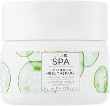 Духи, Парфюмерия, косметика Терапевтический крем для ног - CND Spa Cucumber Therapy Intensive
