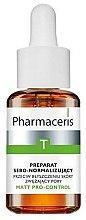 Духи, Парфюмерия, косметика Сыворотка для лица - Pharmaceris T Matt Pro-Control
