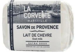 """Духи, Парфюмерия, косметика Прованское мыло """"Козье молоко"""" - La Corvette Provence Soap Goat milk"""