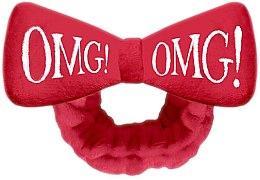 Духи, Парфюмерия, косметика Косметическая повязка для волос, красная - Double Dare OMG! Red Hair Band