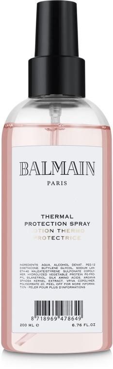 Спрей-термозащита для волос - Balmain Paris Hair Couture Thermal Protection Spray