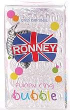Духи, Парфюмерия, косметика Резинки для волос - Ronney Professional Funny Ring Bubble 10