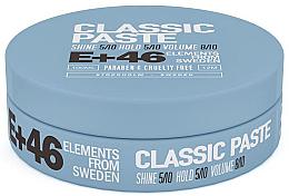 Духи, Парфюмерия, косметика Паста для укладки волос - E+46 Classic Paste
