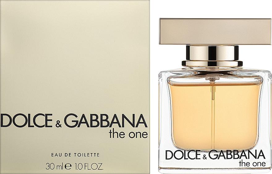 Dolce&Gabbana The One - Туалетна вода — фото N2