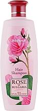 Духи, Парфюмерия, косметика Шампунь для волос с розовой водой - BioFresh Rose of Bulgaria Hair Shampoo
