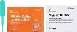 """Маска-альгинатный коктейль """"Сияние & Детокс"""" - Dr. Jart+ Shake & Shot — фото N3"""
