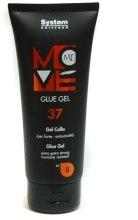 Духи, Парфюмерия, косметика Клей-гель суперсильной фиксации - Dikson Move-Me 37 Glue Gel