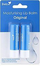 Духи, Парфюмерия, косметика Бальзам для губ - Pretty Moisturising Lip Balm Original