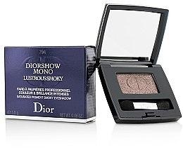 Духи, Парфюмерия, косметика Тени для век - Dior Diorshow Mono Lustrous Smoky