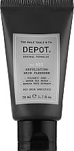 Духи, Парфюмерия, косметика Очищающее средство для лица и шеи - Depot No 802 Exfoliating Skin Cleanser