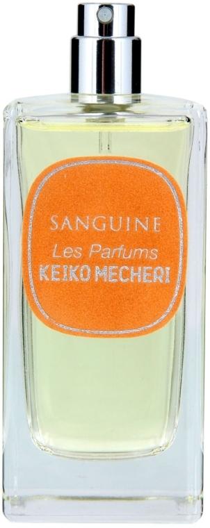 Keiko Mecheri Sanguine - Парфюмированная вода (тестер без крышечки)