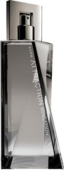 Avon Attraction Sensation Him - Туалетная вода (пробник)
