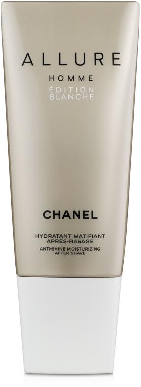 Chanel Allure Homme Edition Blanche After Shave lotion - Увлажняющий матирующий лосьон после бритья (тестер)