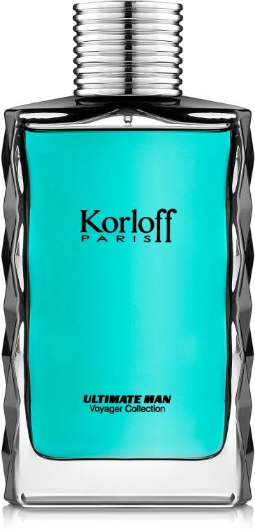 Korloff Paris Voyageur Collection Ultimate - Парфюмированная вода