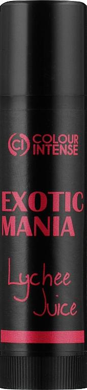 """Бальзам для губ """"Exotic Mania"""" с ароматом личи - Colour Intense Lip Balm"""