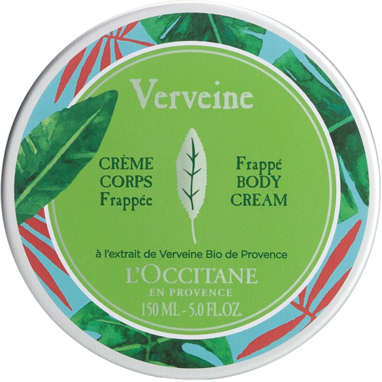 Крем для тела - L'Occitane Verbena Body Cream