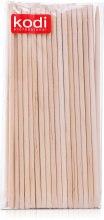 Духи, Парфюмерия, косметика Апельсиновые палочки для маникюра, 50шт. - Kodi Professional Orange sticks 15cm