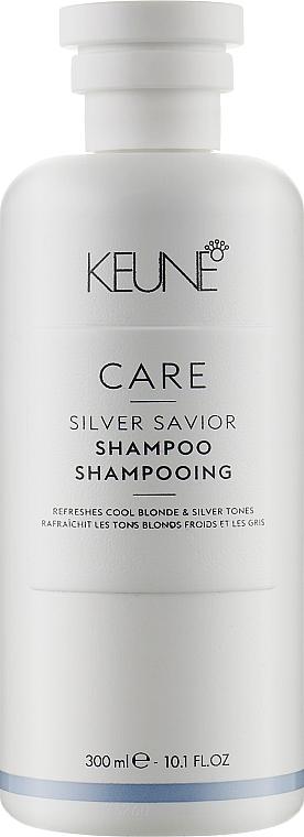 """Шампунь для волос """"Серебряный блеск"""" - Keune Care Silver Savior Shampoo"""