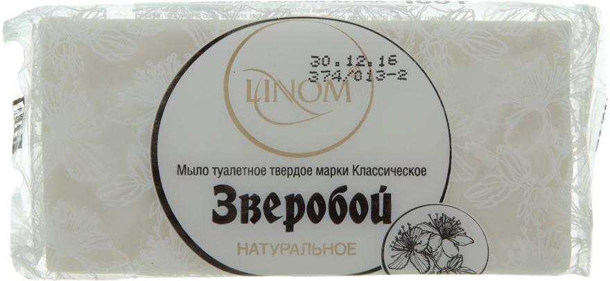 """Натуральное мыло туалетное """"Зверобой"""" - Linom"""