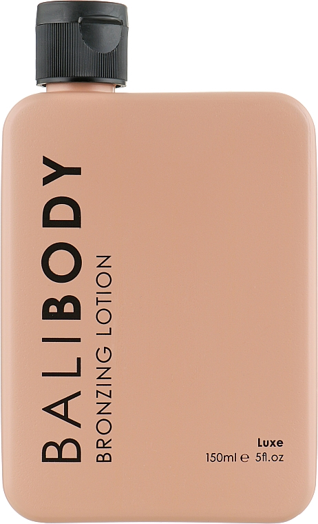 Бронзирующий лосьон для тела - Bali Body Bronzing Lotion Luxe