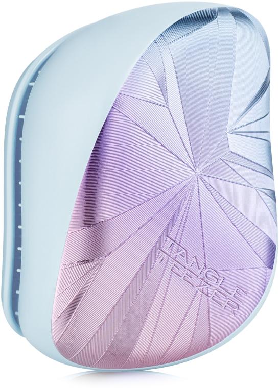 Расческа для волос - Tangle Teezer Compact Styler Smashed Holo Blue