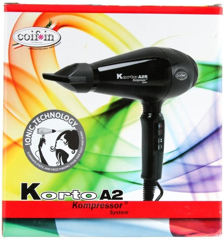 Фен для волос - Coifin Korto Ionic