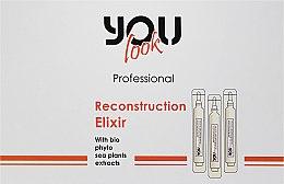 Духи, Парфюмерия, косметика Восстанавливающий эликсир для волос - You look Professional Reconstruction Elixir