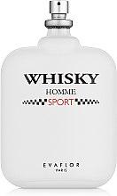 Духи, Парфюмерия, косметика Evaflor Whisky Sport - Туалетная вода (тестер без крышечки)