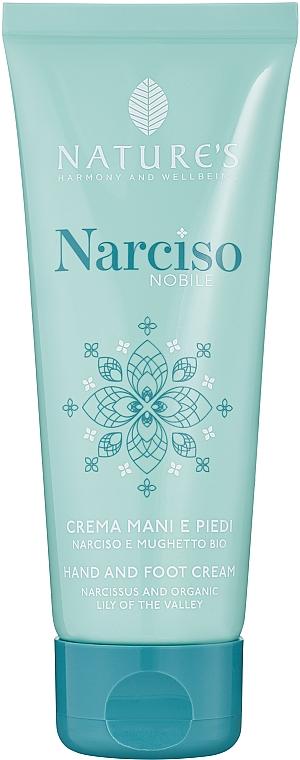 Nature's Narciso Noble - Крем для рук и ног