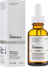 Духи, Парфюмерия, косметика Сыворотка с ретинолом 1% в Сквалане - The Ordinary Retinol 1% in Squalane