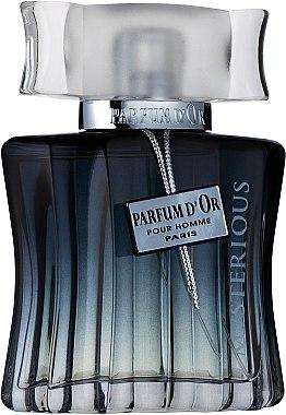 Kristel Saint Martin Parfum D'or Mysterious - Туалетная вода (тестер с крышечкой) — фото N1