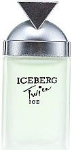 Духи, Парфюмерия, косметика Iceberg Twice Ice - Туалетная вода (мини)(тестер)