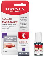 Защитная основа под лак Мавала 002 - Mavala Double Action Treatment Base — фото N1